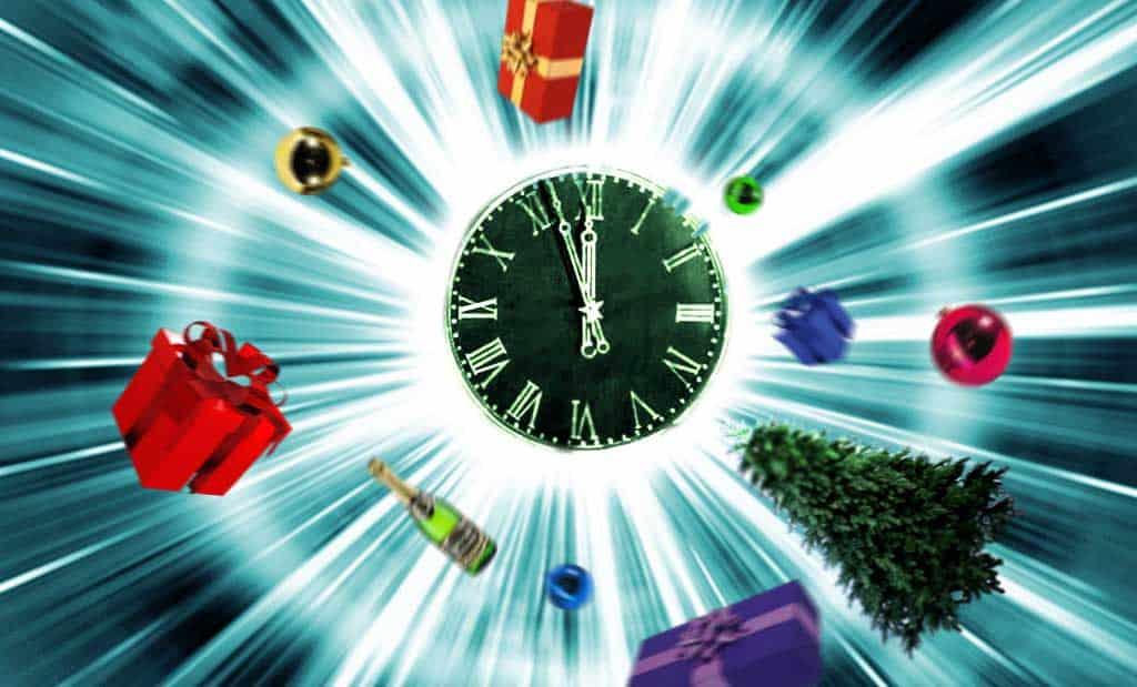5 дел успеть сделать до нового года