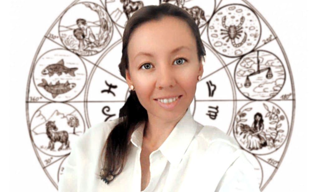 Астролог Дания Мухетдинова